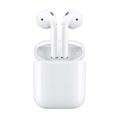 Apple AirPods 配充电盒 苹果蓝牙耳机 H1芯片 有线充电