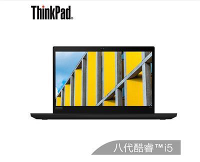 联想ThinkPad T490(1ACD)英特尔酷睿i5 14英寸轻薄笔记本电脑(i5-8265U 8G 256GSSD FHD 指纹识别)